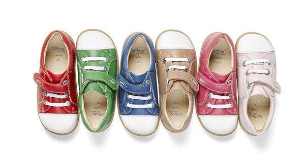 #Bobux: un arcobaleno di colori per le nuove casual #trainers per i bambini