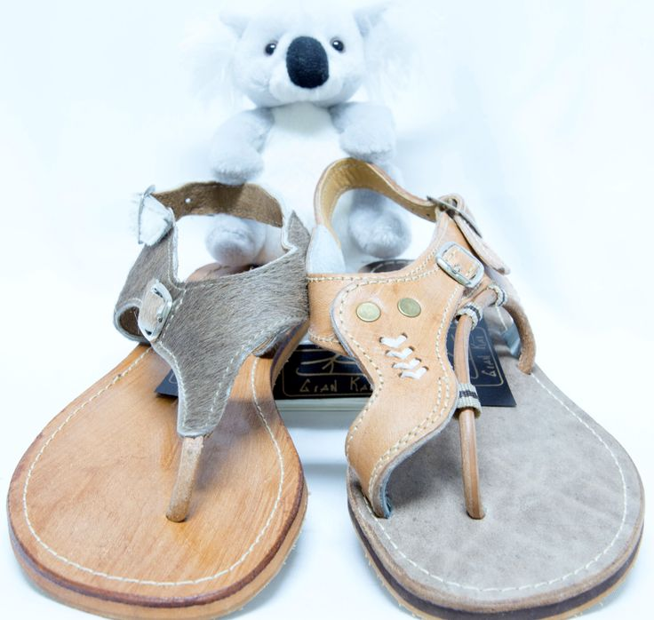 Lilus And Millenium Sandals Leather