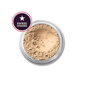 Pin #4 Another MUST HAVE Bare Escentuals product: Well Rested. I'm SO pale this is my concealer. It's so perfect for hiding ALL my acne marks and broken capillaries. #bareMinerals #READYtowin