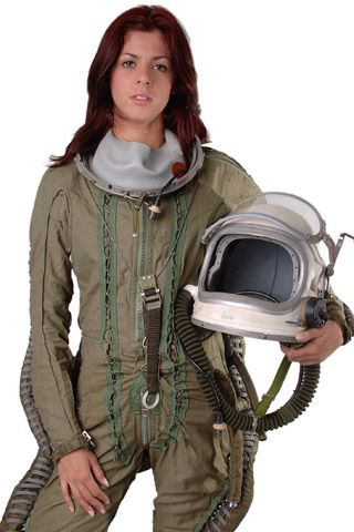 Women in spacesuits/pressuresuits: a collection of Other ...