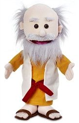 """Silly Puppets SP3165 14"""" Moses"""