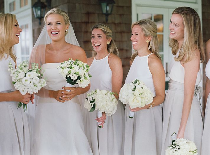 35 Best Bridesmaids Dresses Images On Pinterest Brides