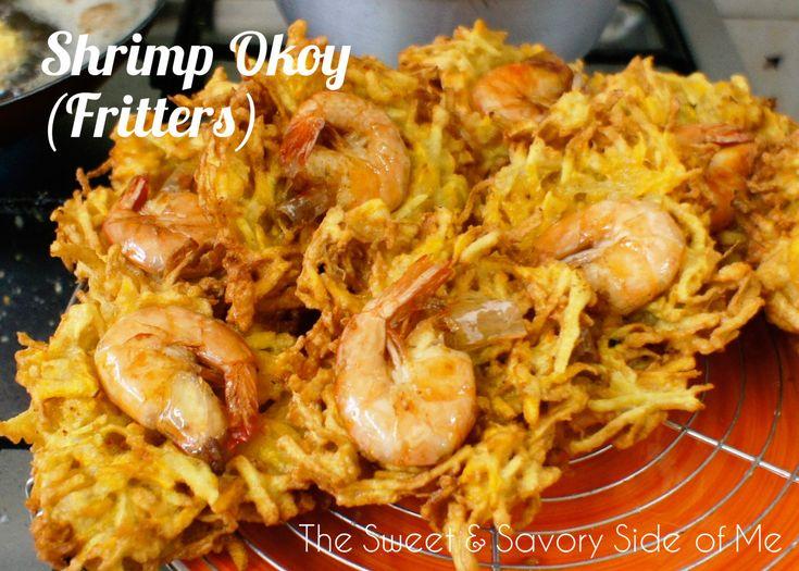 Okoy Recipe