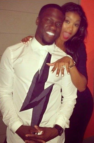 Kevin Hart gets engaged + His ex-wife claims black...