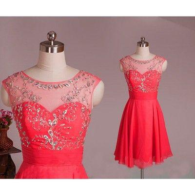 dress, homecoming dress, coral dress, short dress, short homecoming dress, best dress