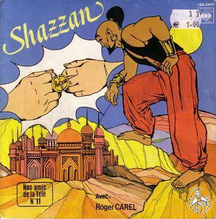 Hanna Barbera World: ENG - Shazzan