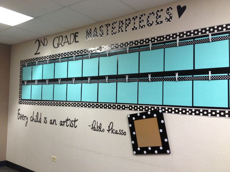 There is a wealth of classroom decorating, organizing, and management ideas in this one blog post alone.