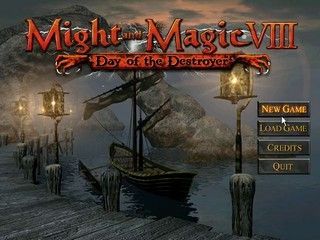 Speed Demos Archive - Might and Magic 8: Day of the Destroyer