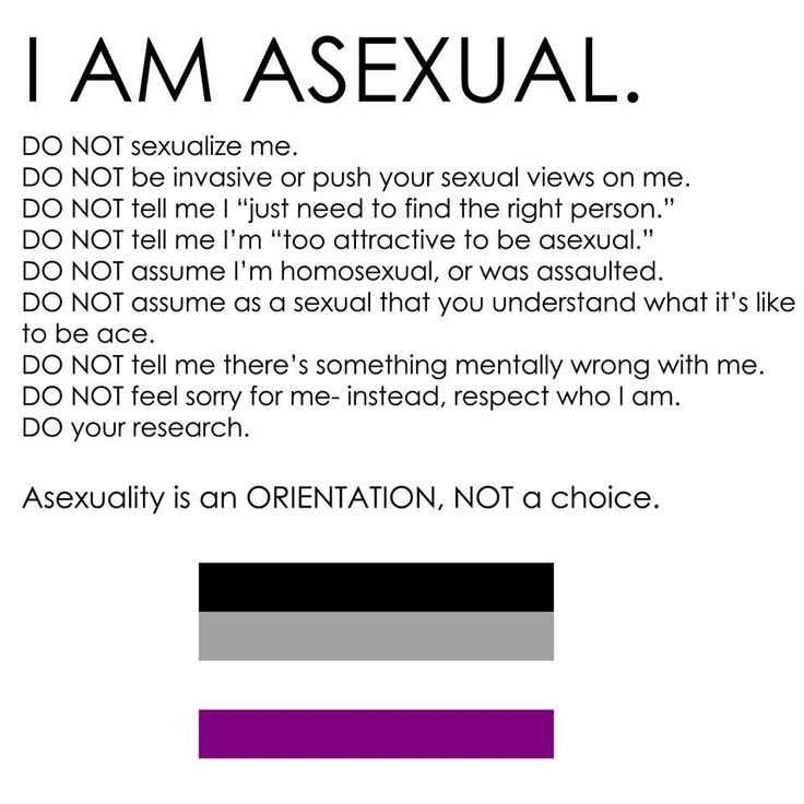 I think i might be asexual