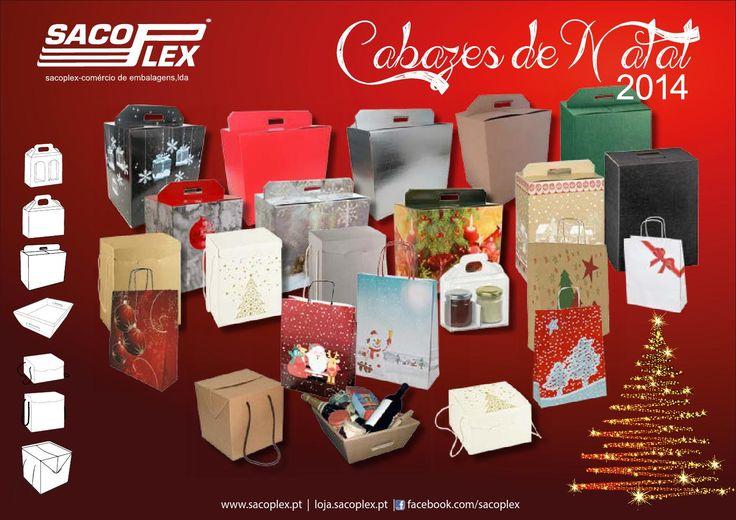 Catálogo cabaz natal 2014 Novidades