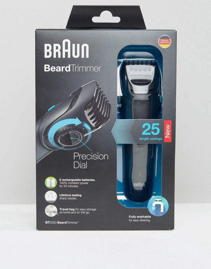 Image 1 of Braun Beard Trimmer