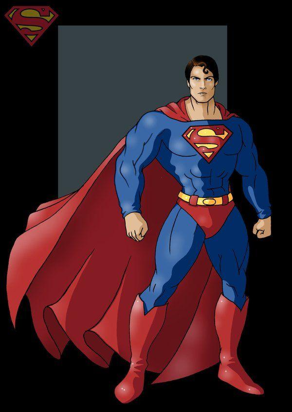 Superman By Nightwing1975 Deviantart Com On Deviantart