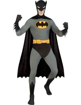 Second Skin Batman Costume : Get It On Fancy Dress Superstore, Fancy Dress & Accessories For The Whole Family. http://www.getiton-fancydress.co.uk/tvmusicfilm/superheros/batmanrobin/secondskinbatmancostume#.UuuiZPsry10