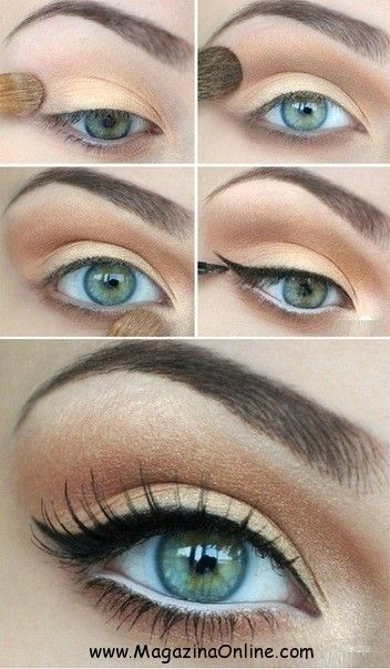 Hey Fashionable s with blue eyes, this post is for you – 20 incredible makeup tutorials for blue eyes. The blue eyes is not common like browns and they are special in a some way, but however there are some shadow colors and makeup tutorials good for blue eyes. You can your favorite shadow color o ...