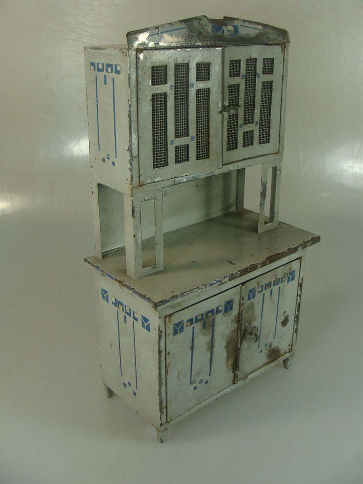 Antike küchenmöbel  99 besten Zubehör für die antike Puppenküche Bilder auf Pinterest ...