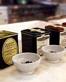 Create your own take home tea bag