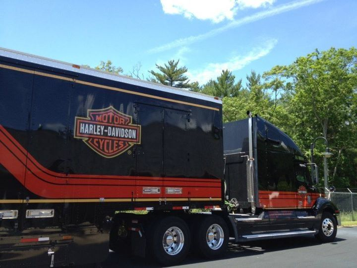 1 Of Harley Davidson S 18wheeler 18 Wheeler Rigs HD Wallpapers Download free images and photos [musssic.tk]