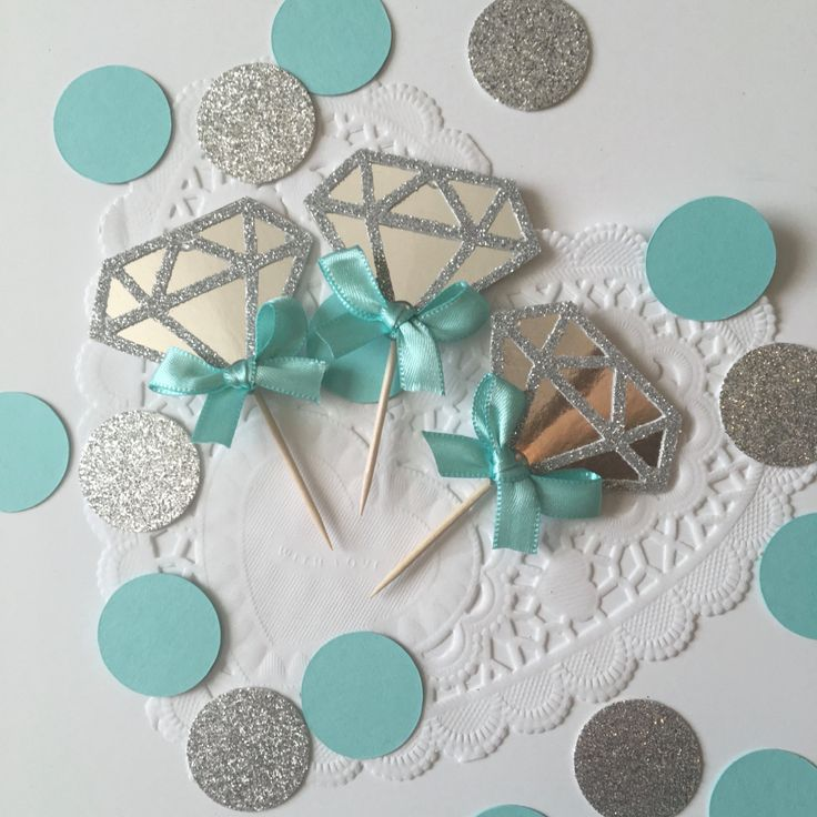 game for bridal shower free%0A     Breakfast at Tiffany u    s Diamond Donut Toppers  Diamond Cupcake Toppers   Silver Diamond Donut Toppers Audrey Hepburn Bridal Shower Invitation   Breakfast