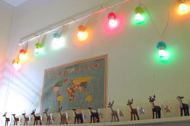 party lights im laden