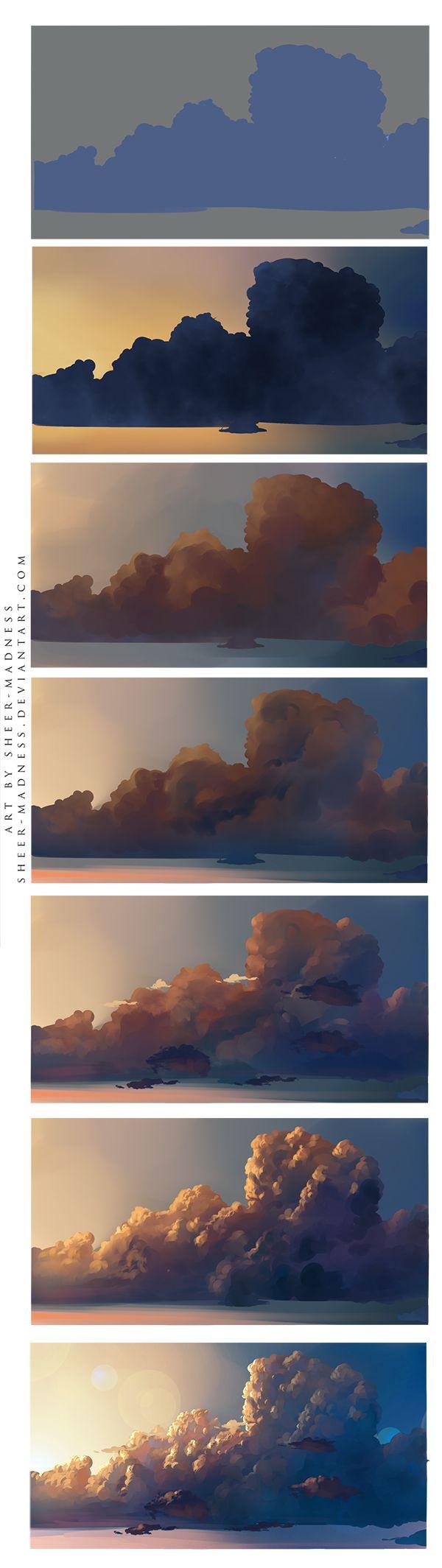 cloud by sheer-madness.deviantart.com on @deviantART