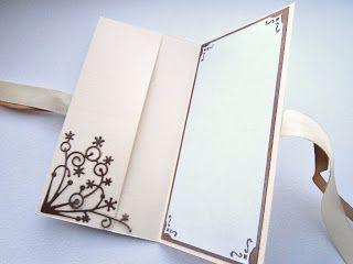 Поделки из сундучка: Свадебный конверт.