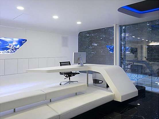 futuristic hi-tech homes | marvel, tech and galleries