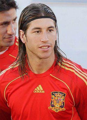 Sergio Ramos - Spain NT