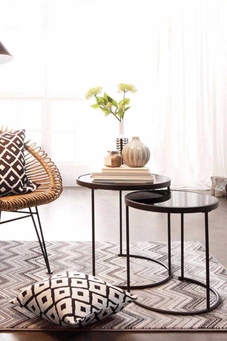 40 best wohnen im retro-stil images on pinterest | home ideas ... - Wohnzimmer Retro Stil