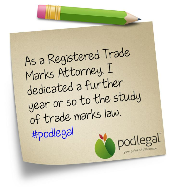 Random fact about Solicitor Director, Jamie White #trademarks #IP #podlegal