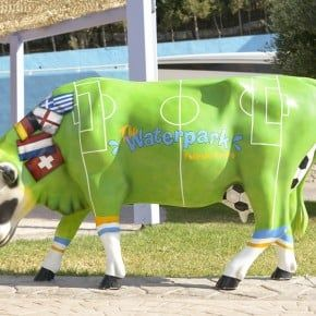 WaterPark's Cow