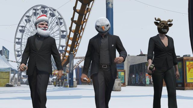 Holiday Gifts for GTA Online  #gtaonline #holidaygifts #Christmas