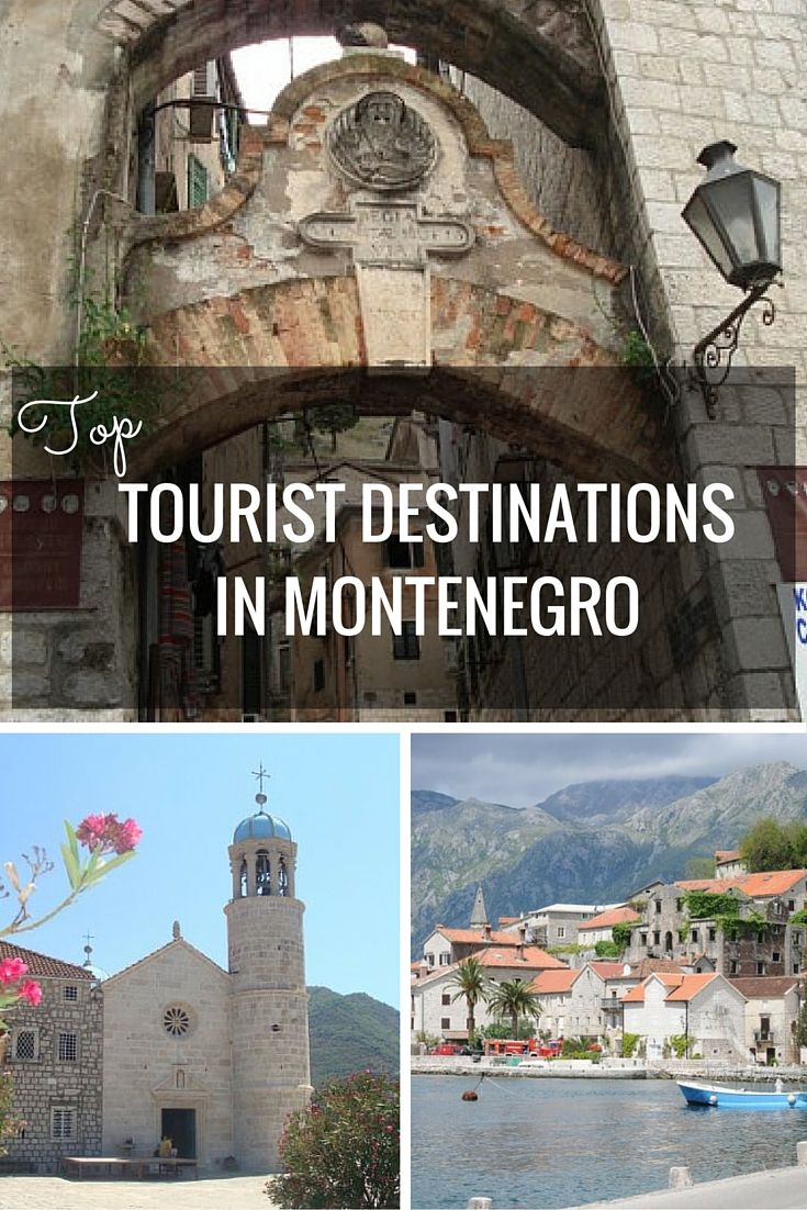 Kotor in Montenegro is Lonely Planet's #1 city to visit in 2016. But there are lots of other must see destinations in Montenegro from the Lady of the Rocks in Perast to Sveti Stefan and the Budva Riviera. Find them all here as well as some other off the beaten path gems. #montenegro #kotor #budva #svetistefan #perast