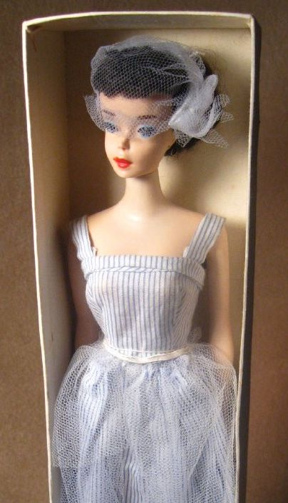 "Vintage Mattel Barbie - Rare: Vintage Barbie Dressed Box doll....  Sample:  ""Movie Date"""