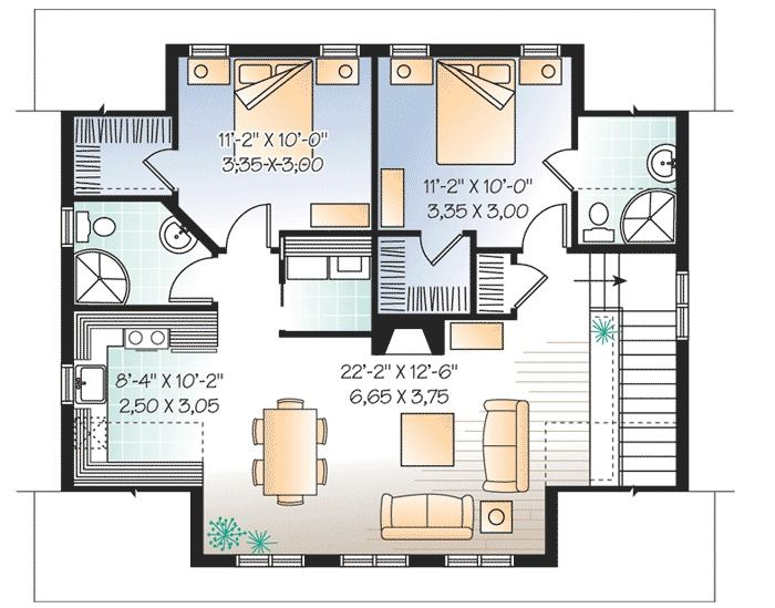 376 best ideal plan images on pinterest for Carriage plans