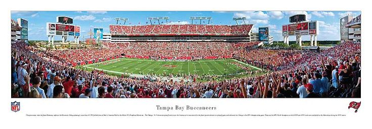 Raymond James Stadium, Tampa Bay Buccaneers football stadium ...