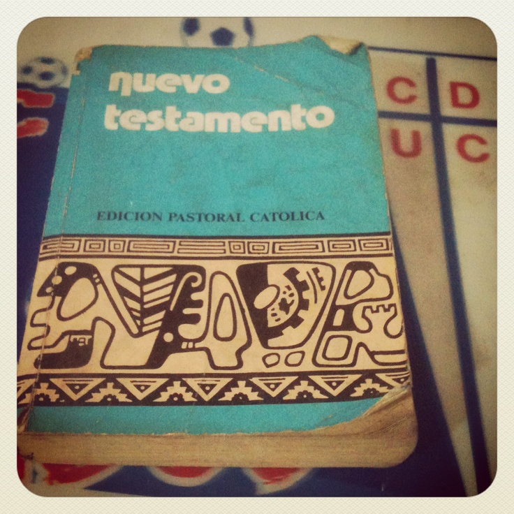Nuevo Testamento - Varios Autores.