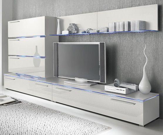 Liren 1 + One Floor TV Cabinet