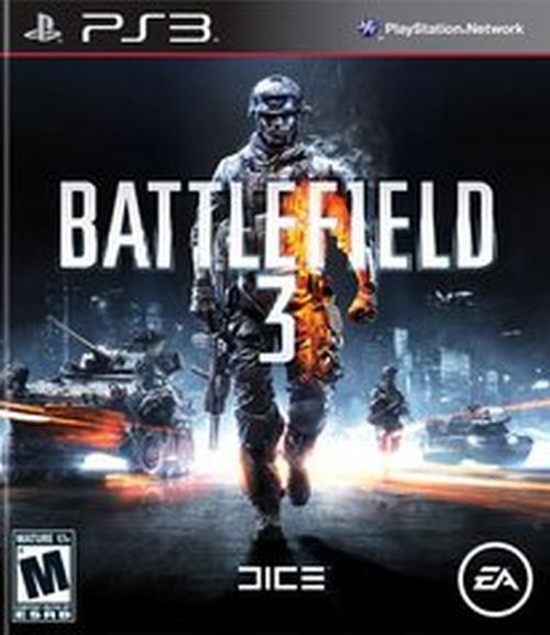 Battlefield 3 (Sony PlayStation 3, 2011) Complete