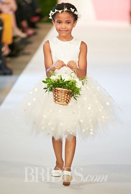 Oscar De La Renta Wedding Dresses Spring 2015 Bridal Runway Shows Brides.com   Wedding Dresses Style   Brides.com