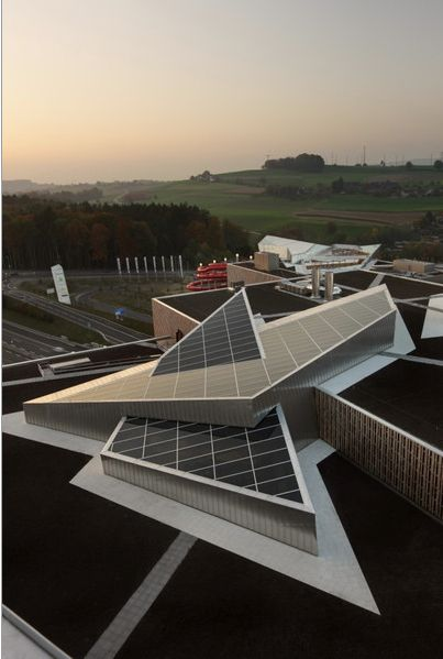Libeskind Berna #architecture - ☮k☮