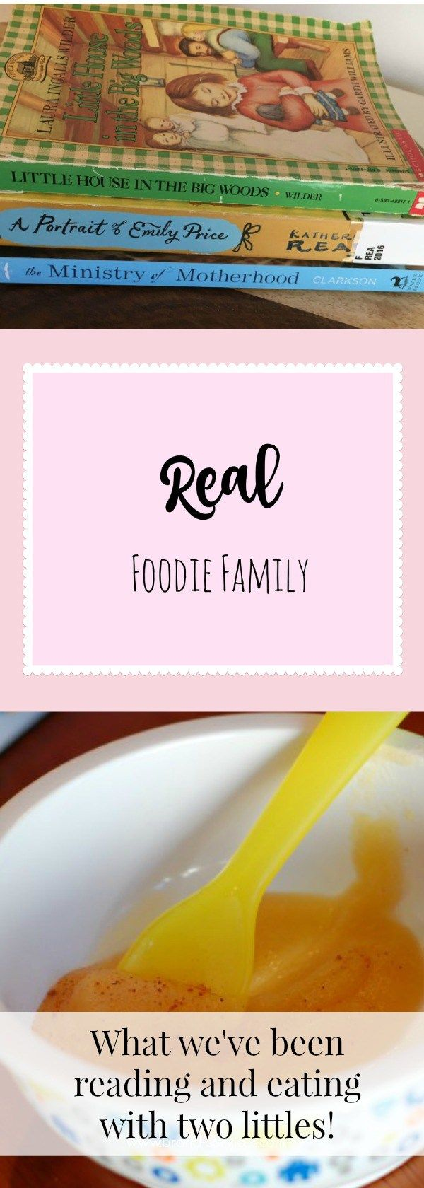 My favorite reads and snacks this winter with littles. | Real Foodie Family