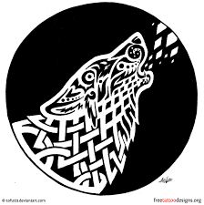 Image result for simple celtic tree of life outline