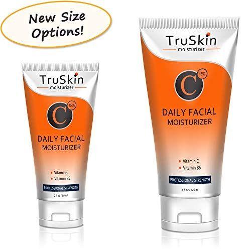 Best Vitamin C Moisturizer Cream For Face Neck Decollete For Anti Aging Wrinkles Age Spots Facial Moisturizers Moisturizer Cream Best Moisturizer