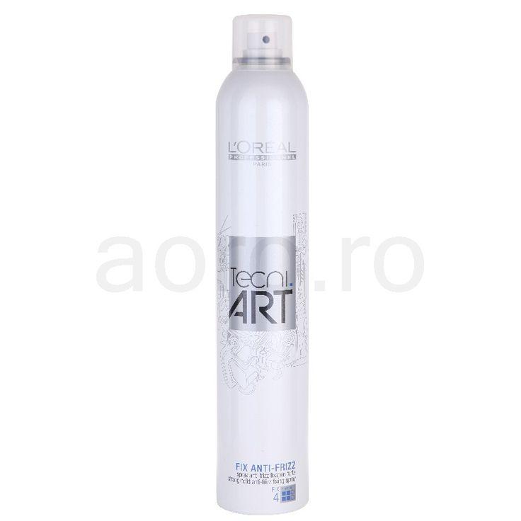 L'Oréal Professionnel Tecni Art Fix spray pentru fixare anti-electrizare