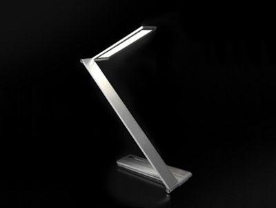 minimalist LED desk lamp