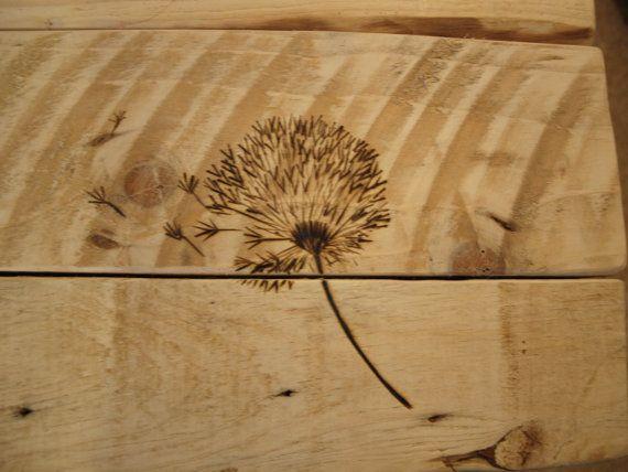 Wooden blanket box by ForgetMeKnotUK on Etsy