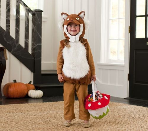 Cute Fox With Images Kids Fox Costume Halloween
