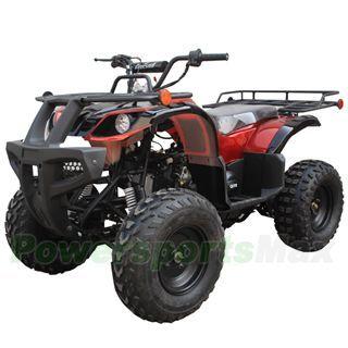 "ATV-J010 150cc Utility ATV with Automatic Transmission w/Reverse, Foot Brake, Free Cargo Bag! Big 23""/22"" Tires!"