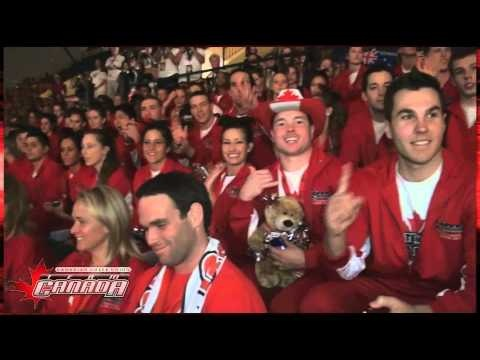 CCU/TEAM CANADA CHEERLEADING - THE DRIVE FOR FIVE