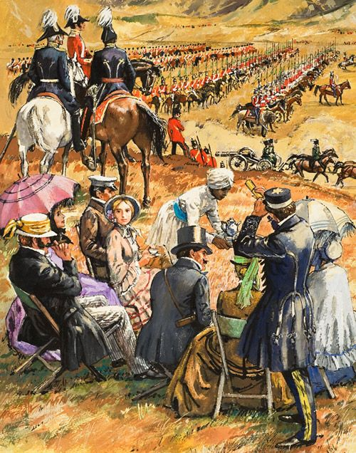 the battles of the crimean war history essay 1 this essay relies heavily on the material of james urry and lawrence klippenstein, mennonites and the crimean war,  when the battles of the crimean war broke.